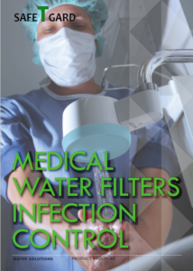 Brochure Medical Water Filters - Infection Control