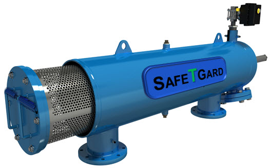 SafeTGuard Side-Stream Cooling Tower Filtration